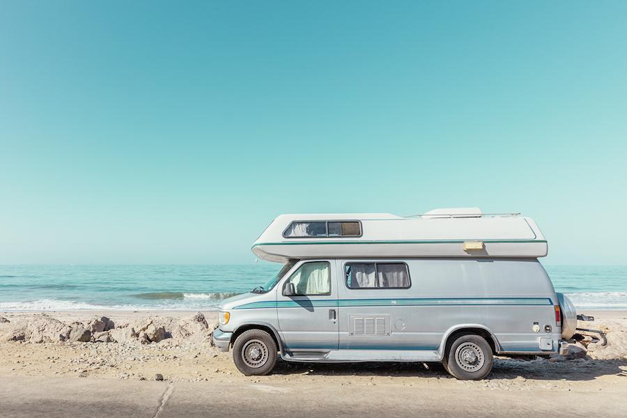 Калифорния на снимках Людвига Фавра
