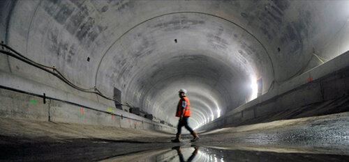 Мост через Керченский пролив могут заменить тоннелем