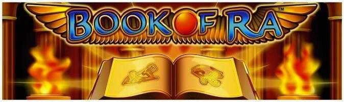 Игровые автоматы Book of Ra. Путешествие в Египет