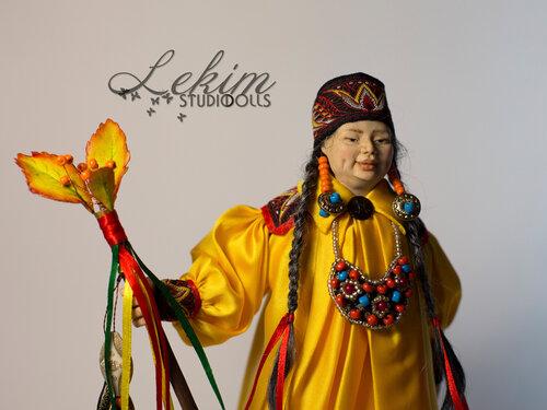 Кукольная мастерская Елены Ким