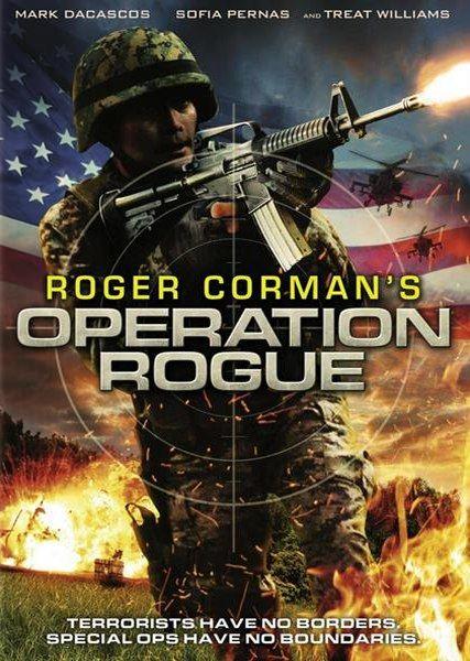 Роджер Корман: Операция Негодяй / Операция Возмездие / Operation Rogue (2014) WEB-DL 720p  + WEB-DLRip + DVDRip