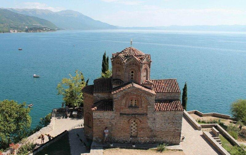 Картинки по запросу охридское озеро и Струга
