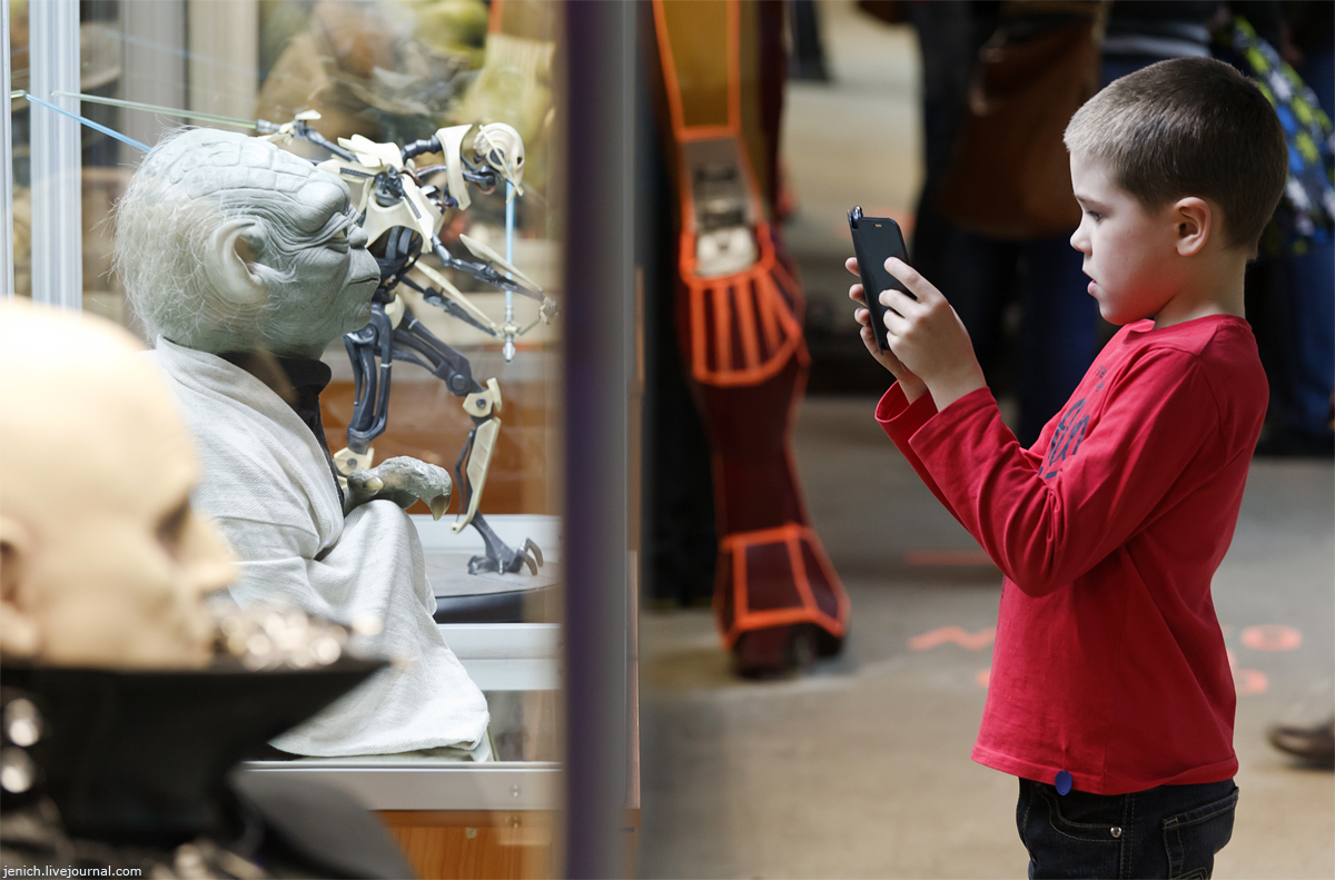 фото, фотография, выставка, империя роботов, питерлэнд