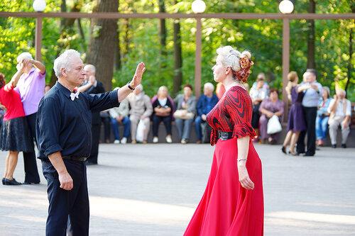 Царицыно,танцы