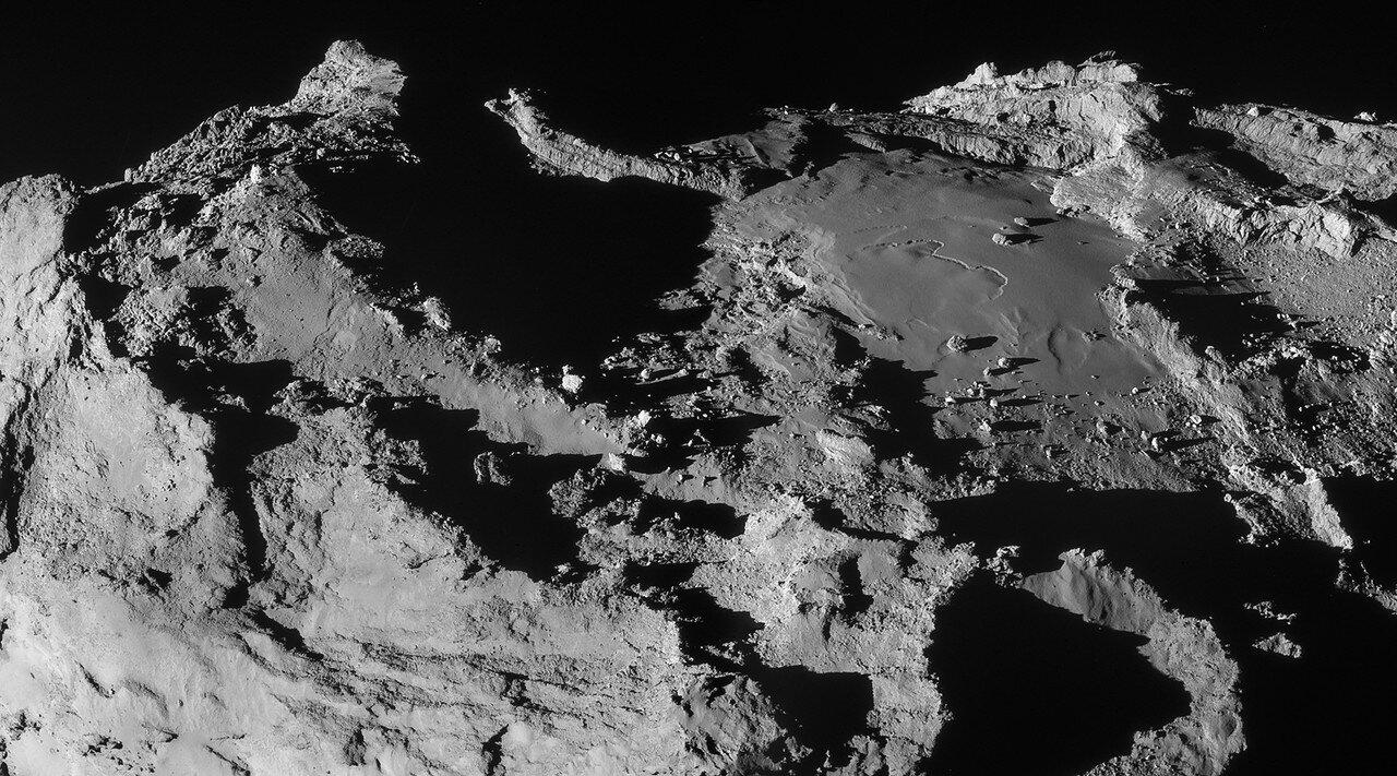 У кометы Чурюмова-Герасименко нашелся компаньон