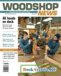 Журнал Woodshop News №1 (January 2014)