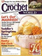 Журнал Crochet world №6 2005