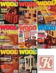 Книга Wood Magazine №139-146 2002