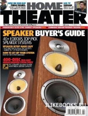 Журнал Home Theater - February 2010