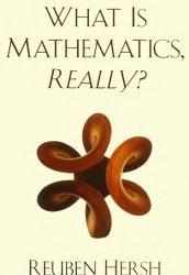 Книга What Is mathematics, really?