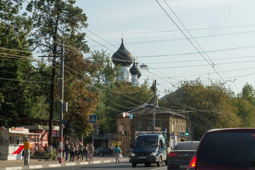 Уголок в Нижнем Новгороде