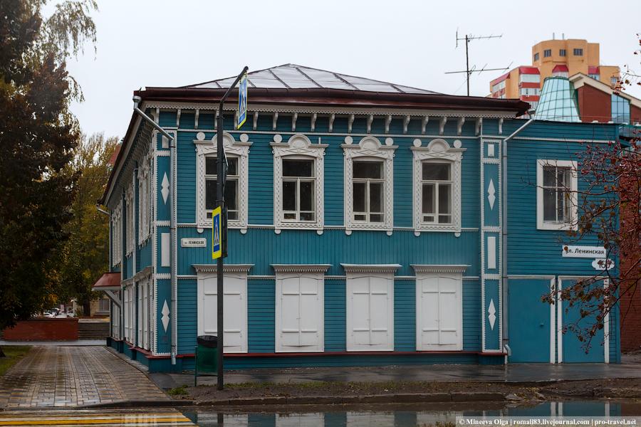 Архитектура Самары