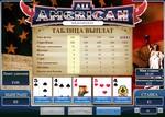 All American бесплатно, без регистрации от PlayTech