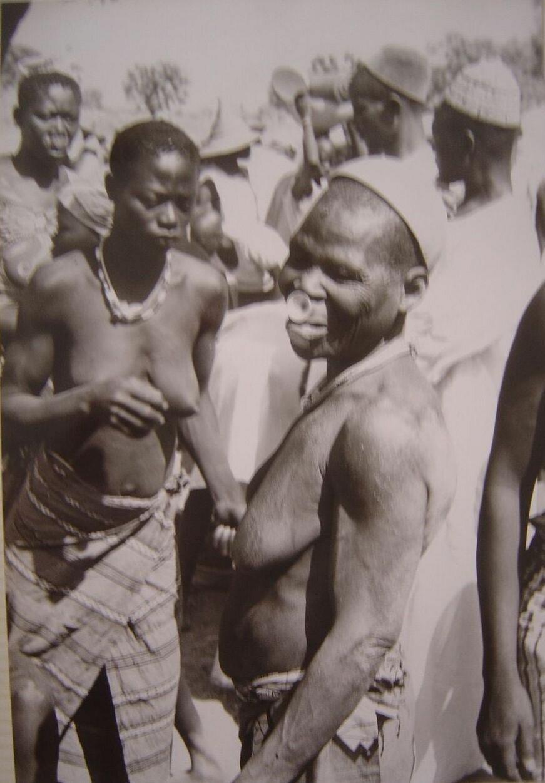 Камерун. Женщины народности капсики