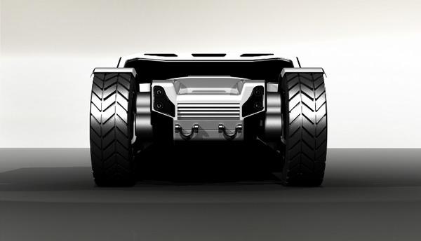 Shadow Hawk - смесь танка с суперкаром