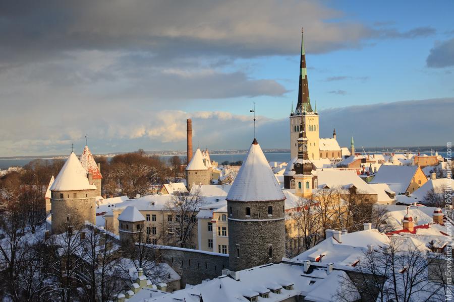 Древнейшая эпоха Эстонии