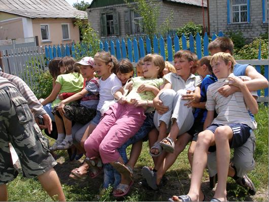 ДХЛ - Остров послушания. 2010г. Лисичанск