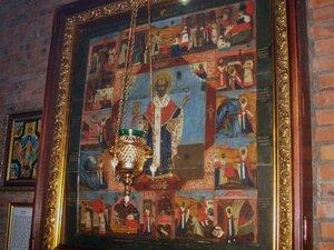 В Находку прибыла частица мощей и частица гроба Николая Чудотворца