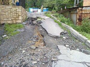 «Благая весть» о дорогах Владивостока оказалась с изрядным «душком»