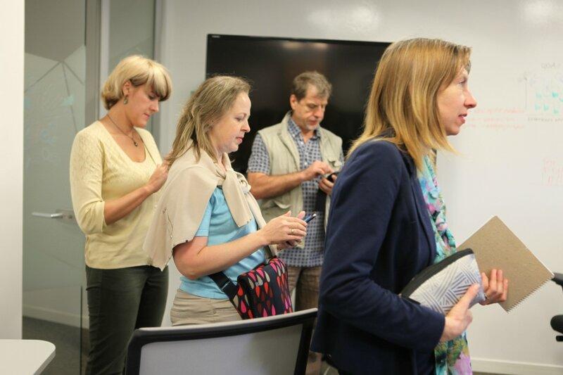 Встреча блоггеров в SAP D-Shop