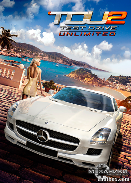 Test Drive Unlimited 2 (RUS|ENG) [RePack] от R.G. Механики