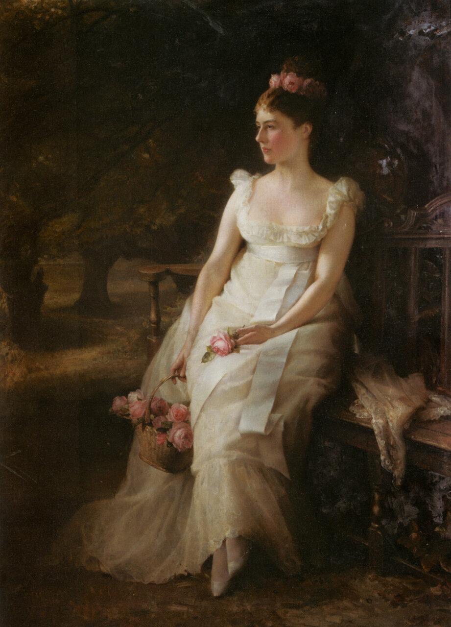 Фотография дамы 19 века 23 фотография