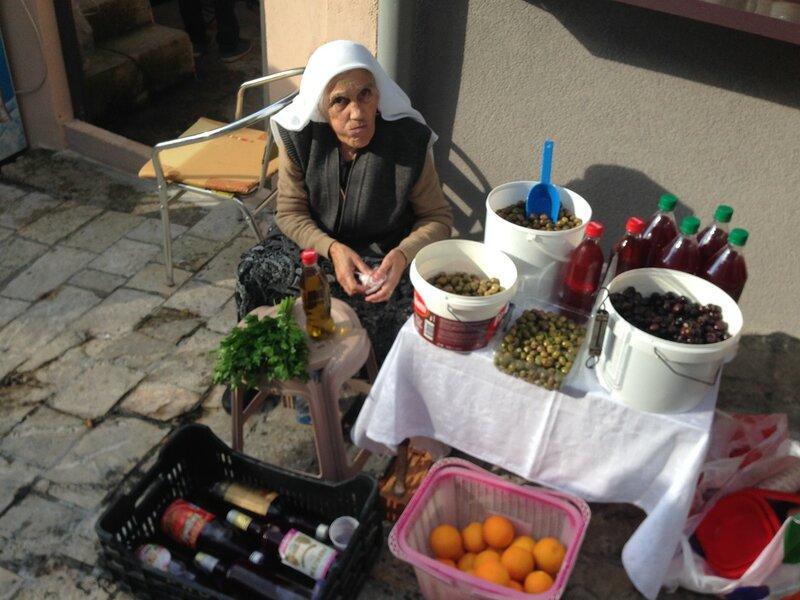 Праздник Маслиниада в Старом Баре