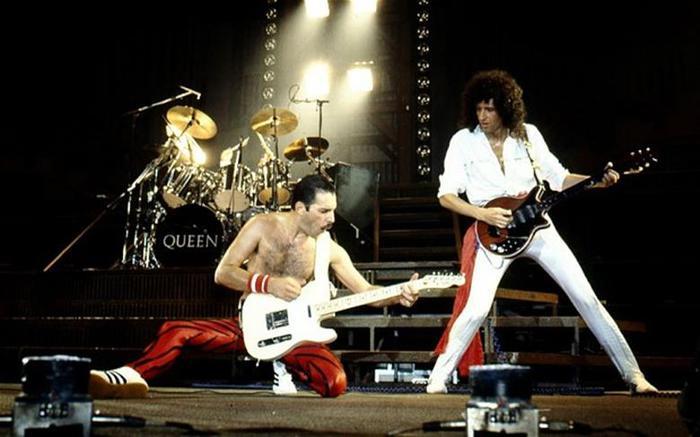 Песня Queen возглавила рейтинг музыки для настроения