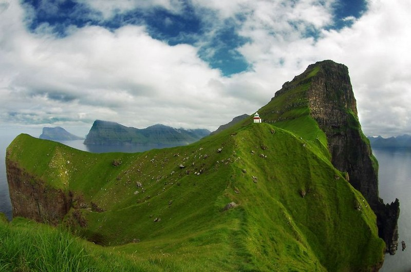 11. Северное сияние. Исландия.