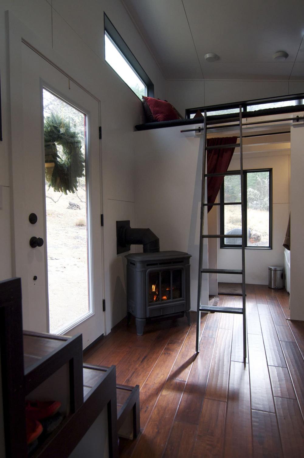 Эти фотографии вочередной раз доказывают, что ималенький дом можно сделать функциональным иуютным