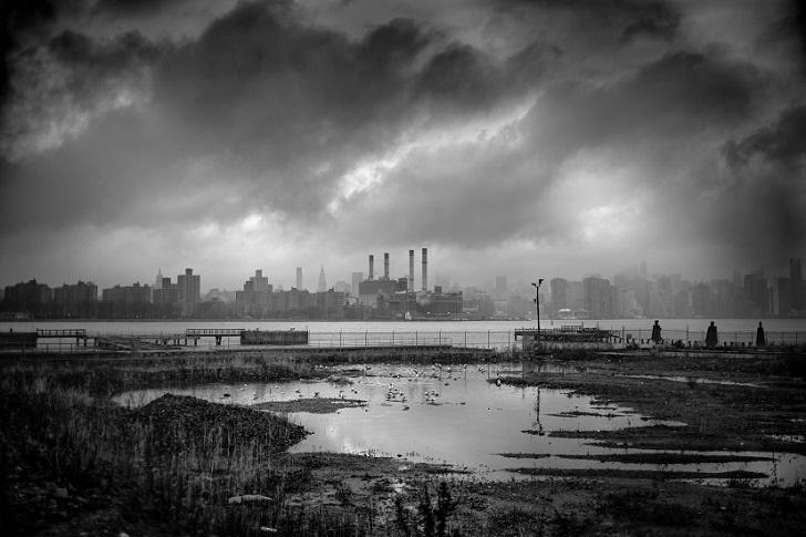 Туман над Манхеттеном