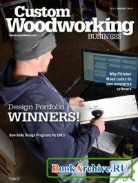 Журнал Custom Woodworking Business №1 (January 2014)