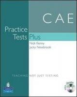 Аудиокнига CAE Practice Tests Plus with Key pdf, mp3 (80 kbps, 44.1 khz, 2 channels) в архиве rar  186,76Мб