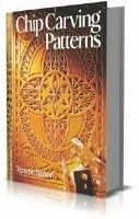 Книга Chip Carving Patterns