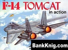 Книга F-14 Tomcat in action