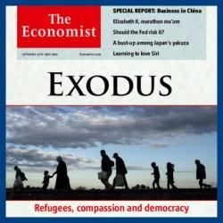 Журнал The Economist in Audio - 12 September 2015