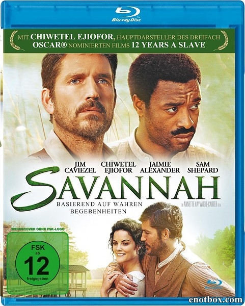 Саванна / Savannah (2013/HDRip)