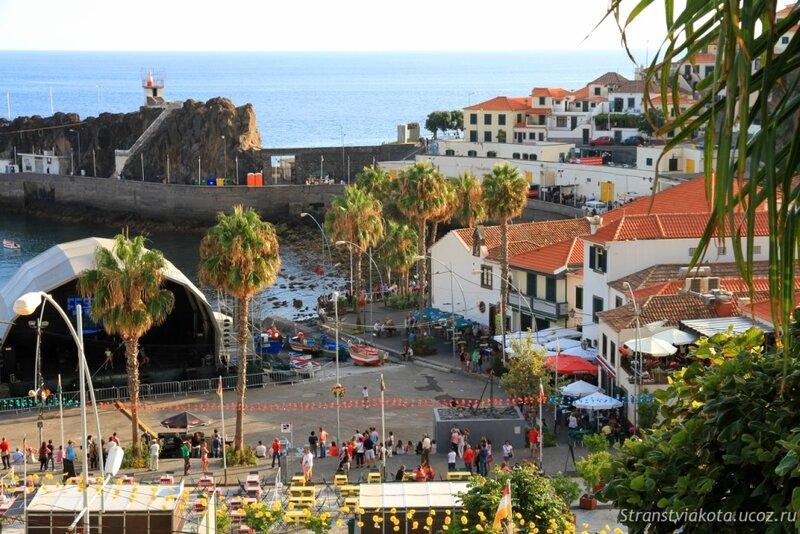 Мадейра, Камара-де-Лобуш