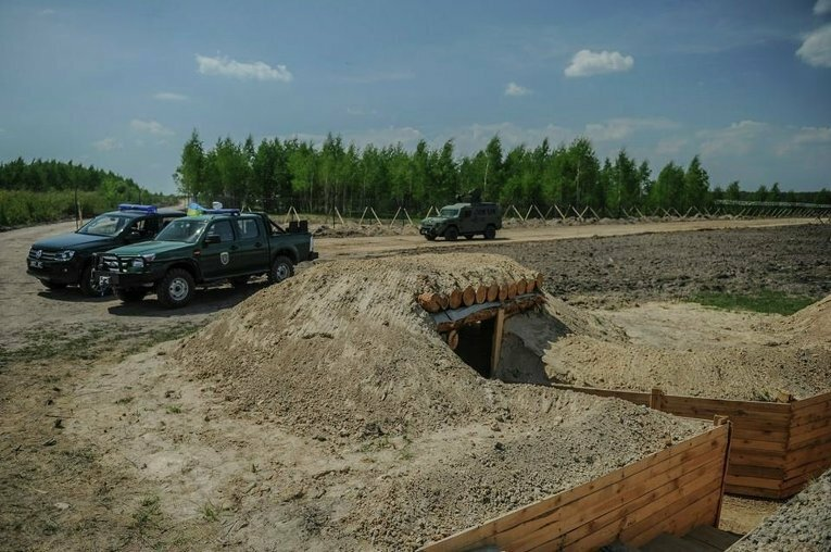 Пограничные подразделения усилены новой автомобильной техникой - Цензор.НЕТ 8599