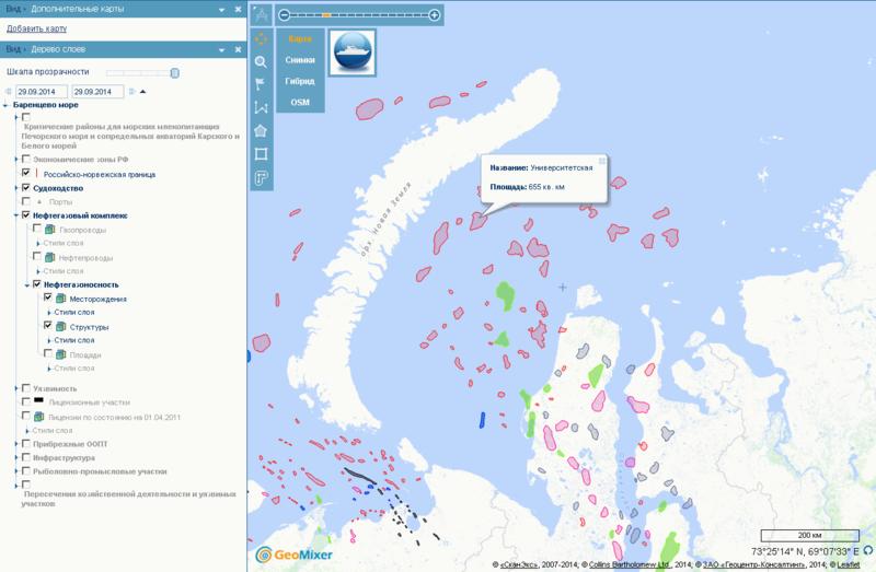 iv_g: записи об Арктике