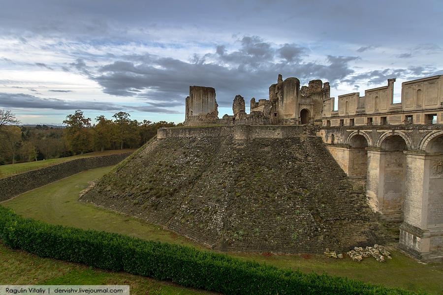 Время рыцарей и замков