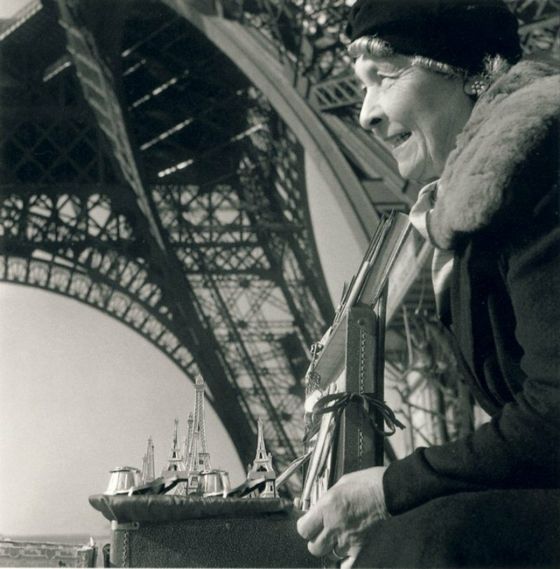 1945. Парижский сувенир