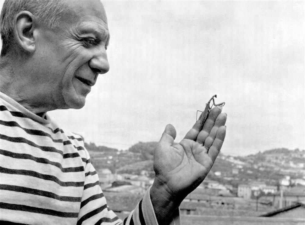 1952. Пикассо