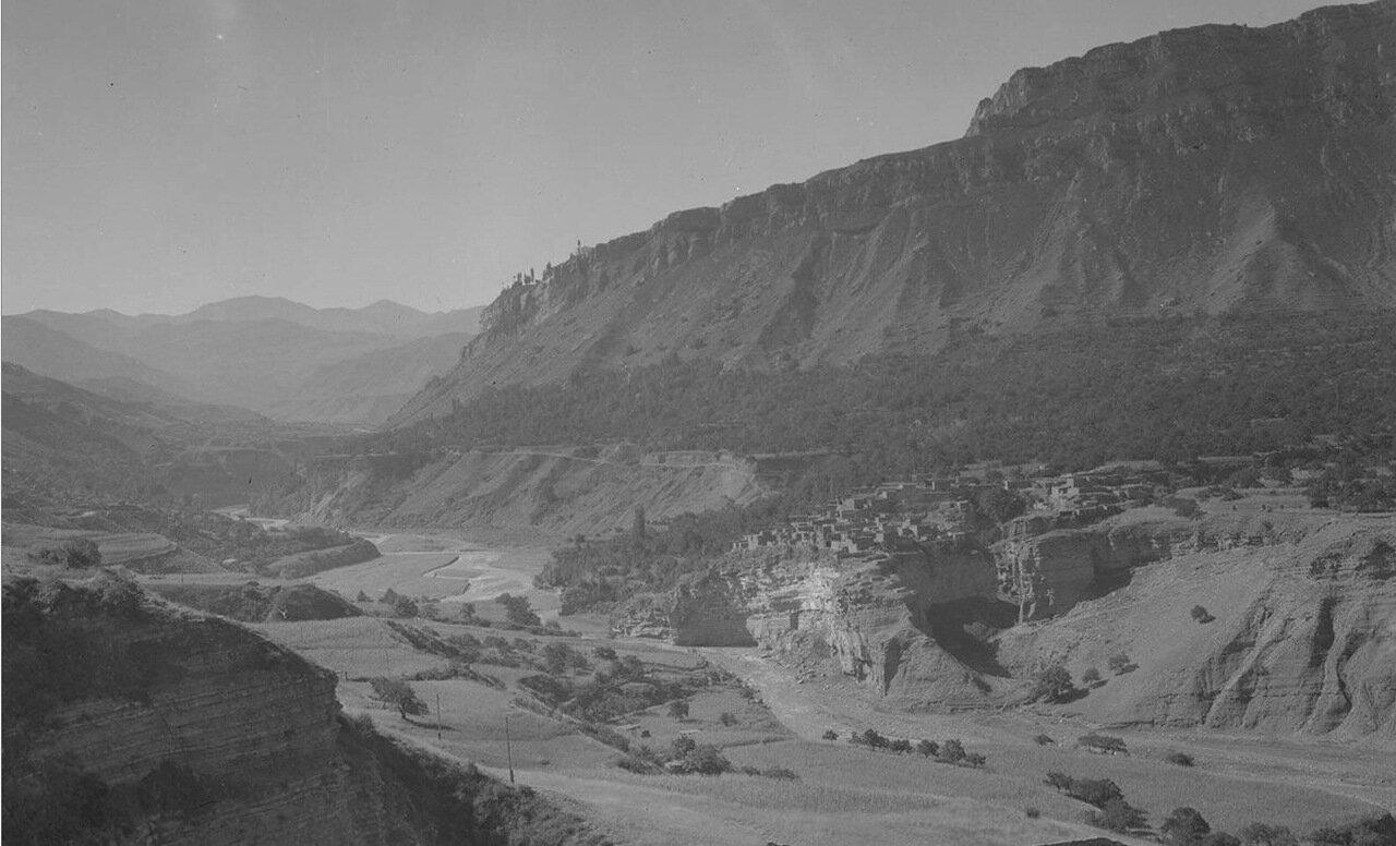 Долина в Дагестане