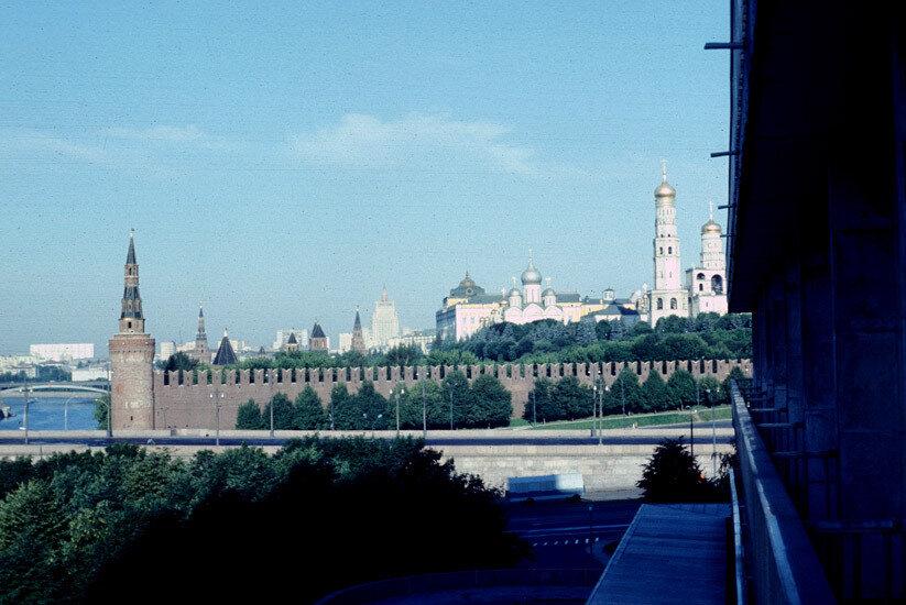 11. Вид на Кремль с юга