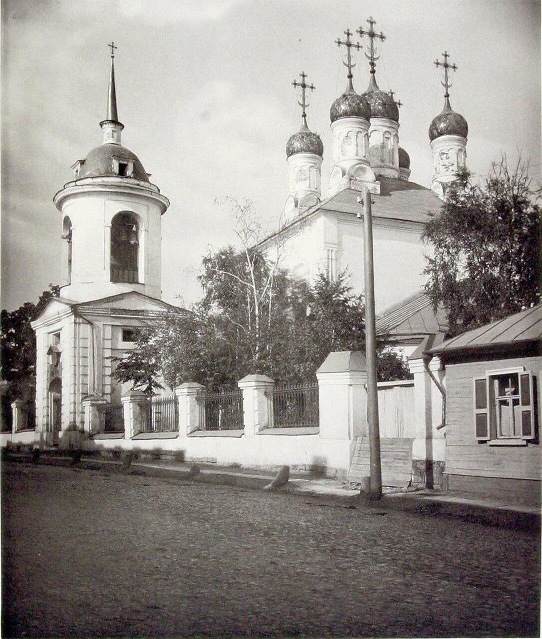 381. Церковь Алексия Митрополита на Глинищах