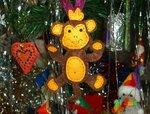 Головских Анна (рук. Лебедева Ольга Геннадьевна) - Весёлая обезьянка