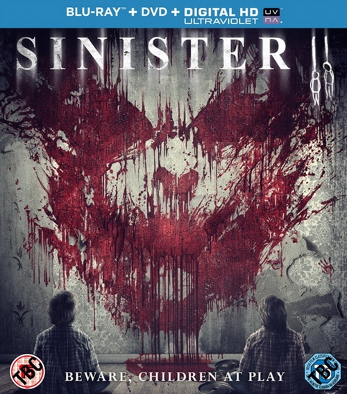 Синистер 2 / Sinister 2 (2015/BDRip/HDRip)