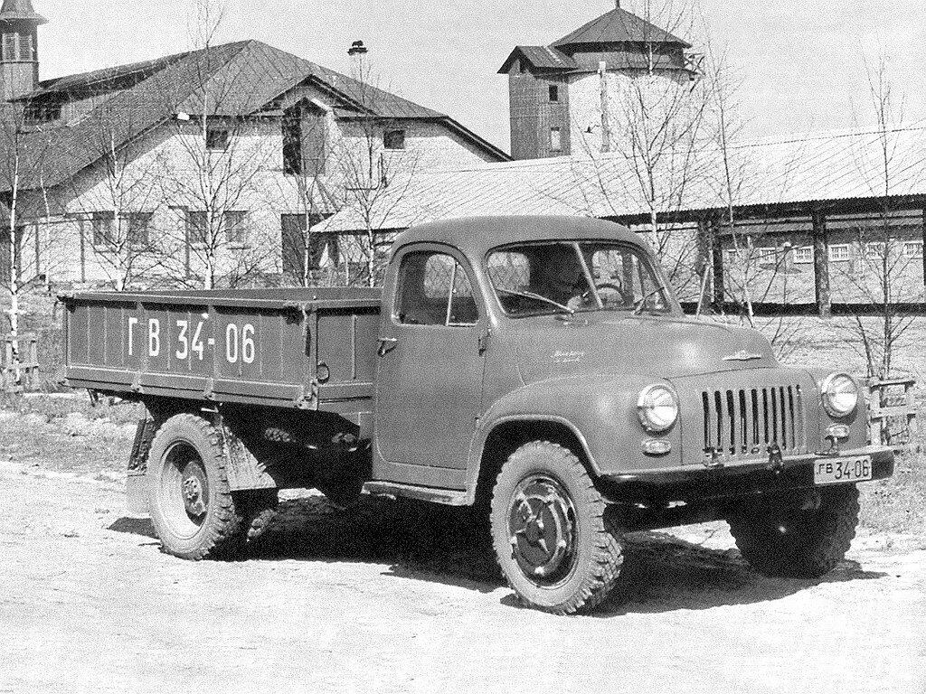 ГАЗ 56 Опытный (I серия) '1953–54 3.jpg