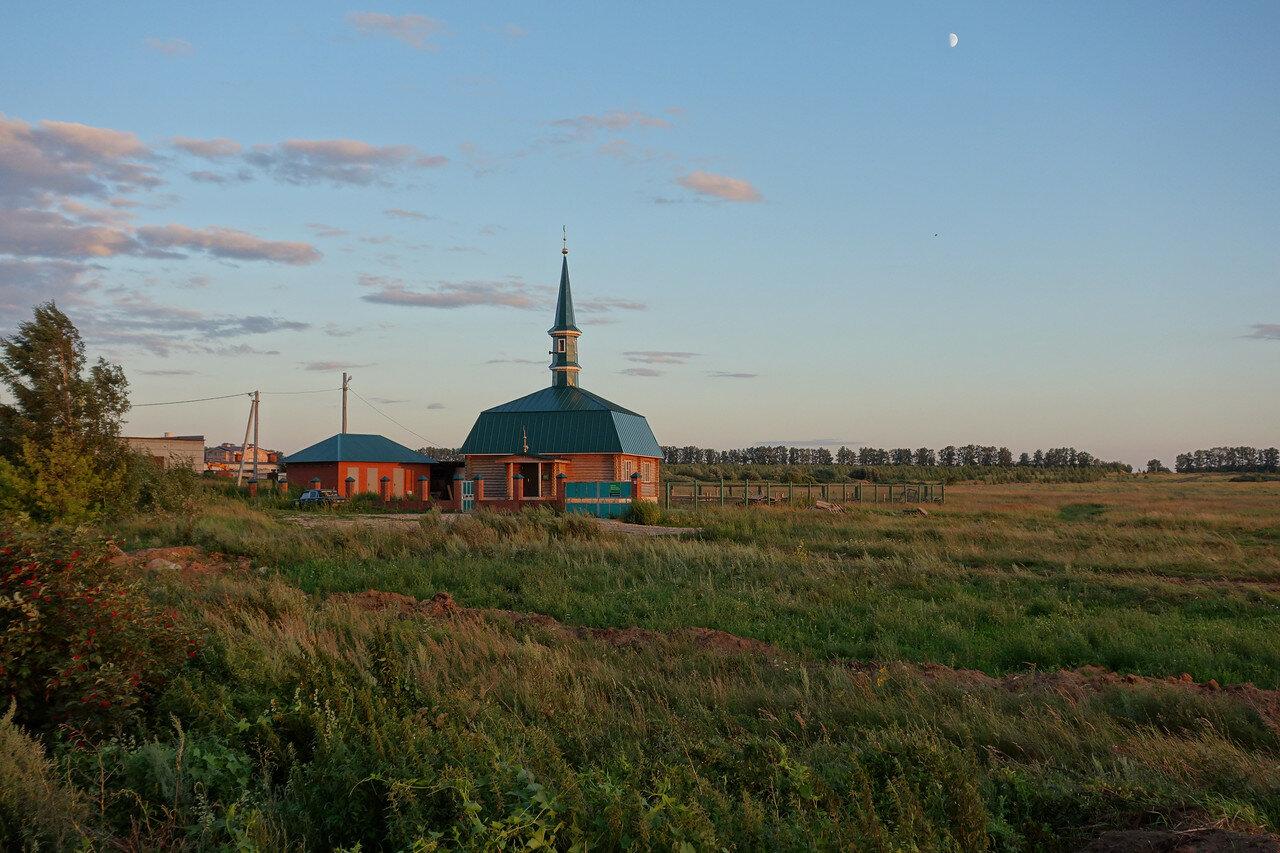 Куюки, мечеть